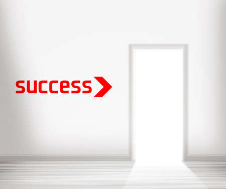 Door to Success photo