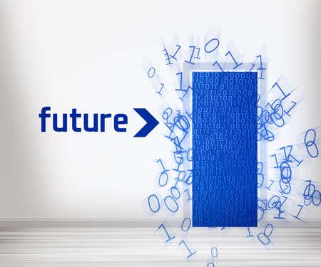 Door to Future photo