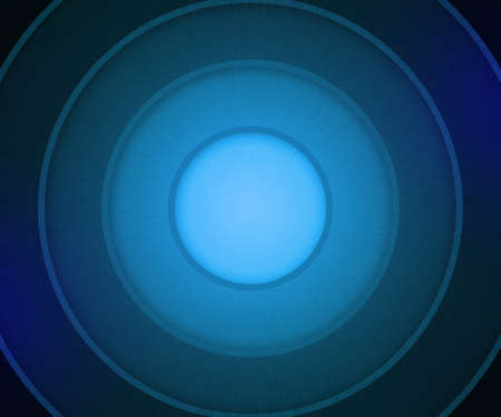 Blue Circles Background photo