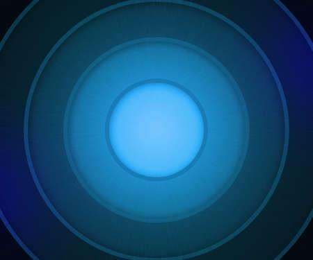 Blue Circles Background Stock Photo - 13829437