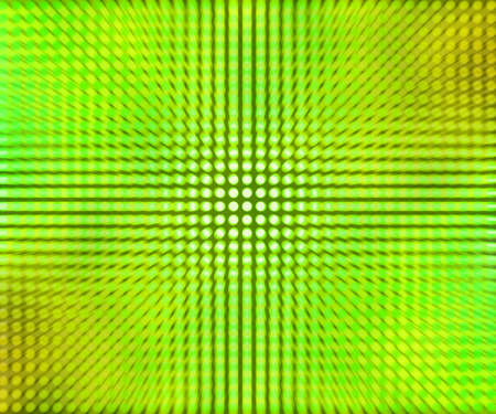 Green LED Dots Abstract Background photo