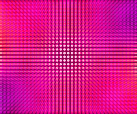 Violet LED Dots Abstract Background photo