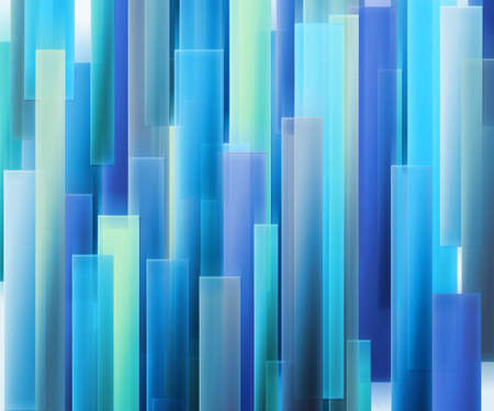 Blue Strips Abstract Background photo