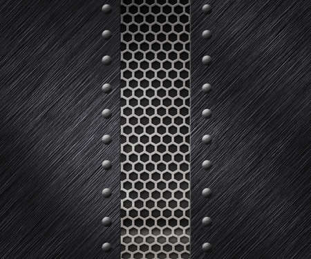 Metal Background Stock Photo - 14056405