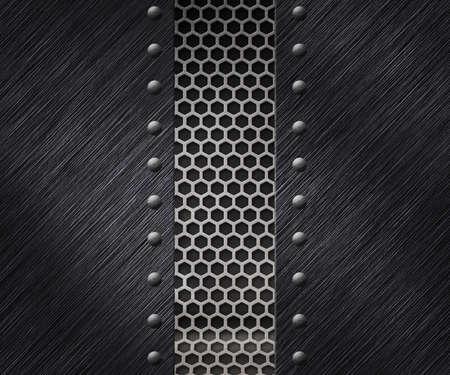 Metal Background Stock Photo - 14056405