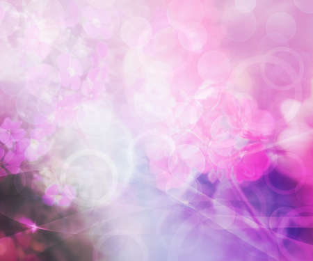 Flower Abstract Background photo