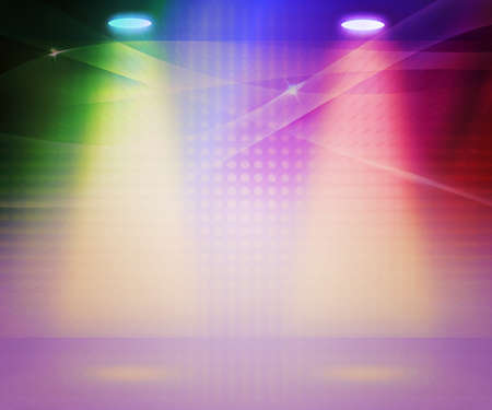 Spotlight Abstract Background photo