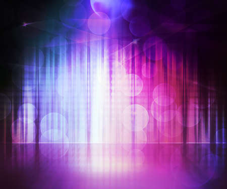 dance floor: Violet Abstract Stage Background