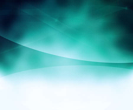 grid pattern: Blue Abstract Halftone Background Stock Photo
