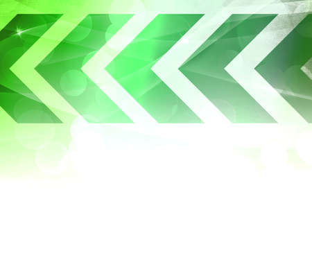 Green Abstract Arrows Background photo