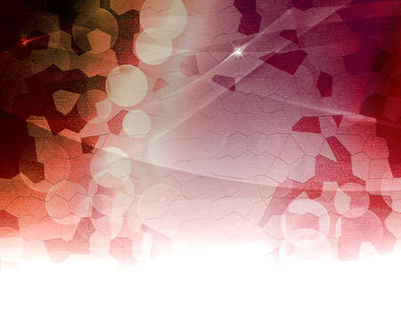 Red Biological Abstract Background photo