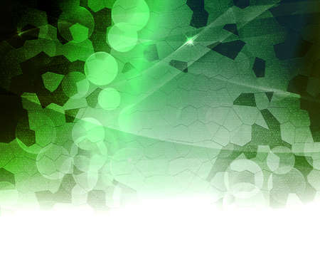 Green Biological Abstract Background photo