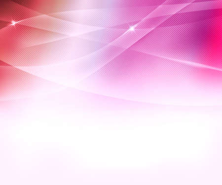 bleached: Pink Business Abstract Background