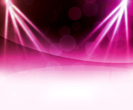 Violet Laser Abstract Background photo