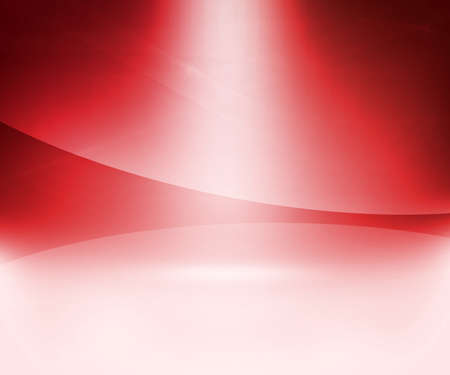 Red Glow Abstract Background photo