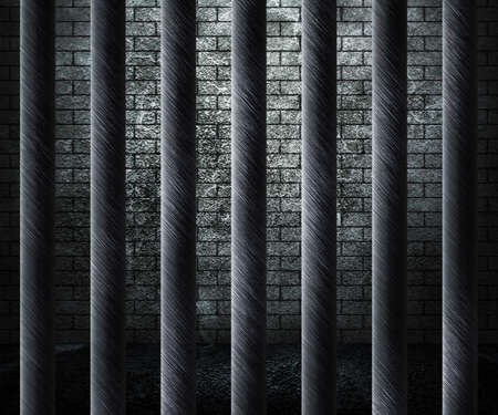 jail background: Prison Cell Background