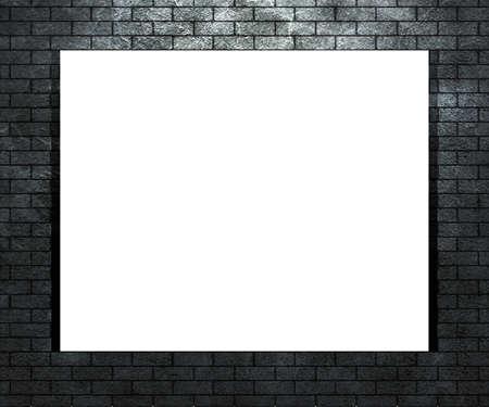 Brick Frame photo
