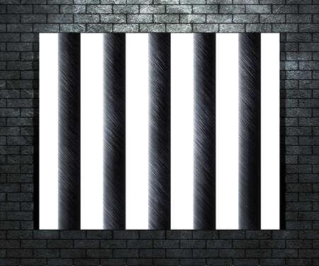 gaol: Prison Window