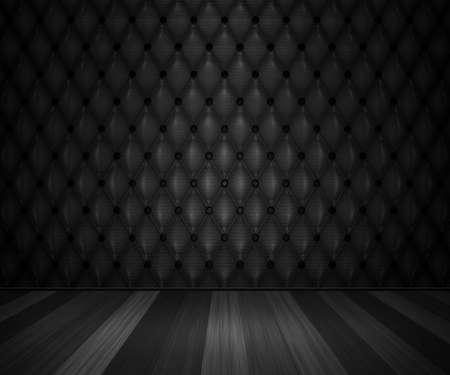 luxury room: Black Luxury Room