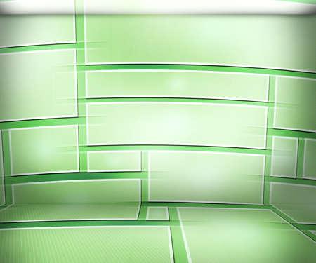 Virtual Room Achtergrond