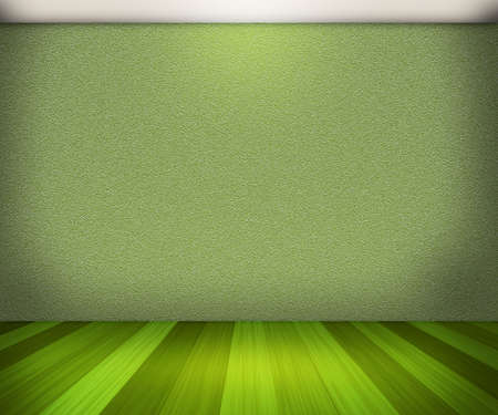 Green Room Background photo