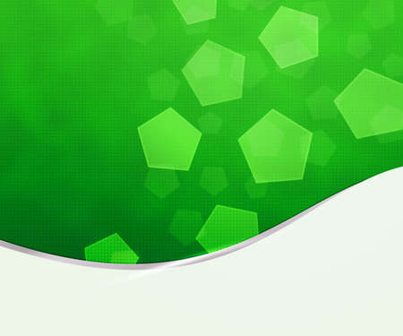Green Business Background Texture photo