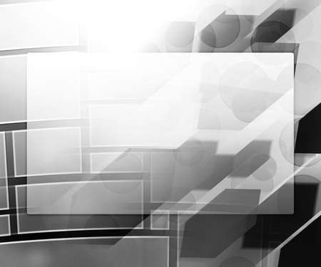 Gray Business Background Window photo