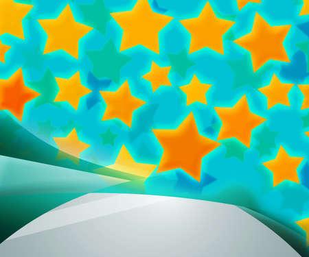 Stars Background Stock Photo - 14940287