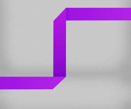 Violet Origami Background photo