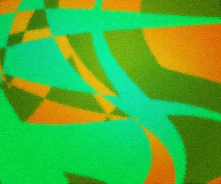 Green Art Texture