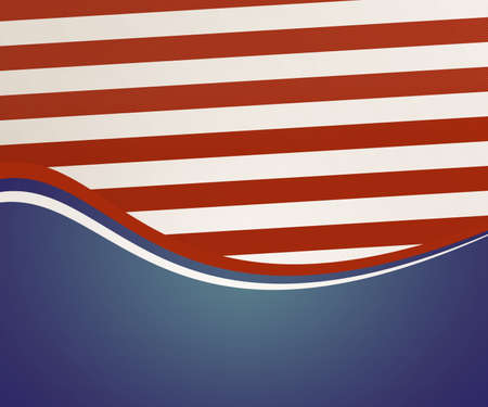 election night: American Independence Day Old Background Stock Photo