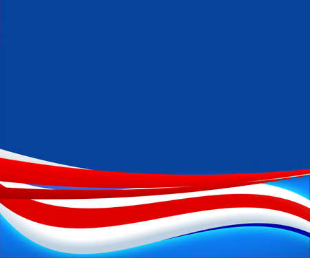 USA Elections Background Stock Photo - 15519235