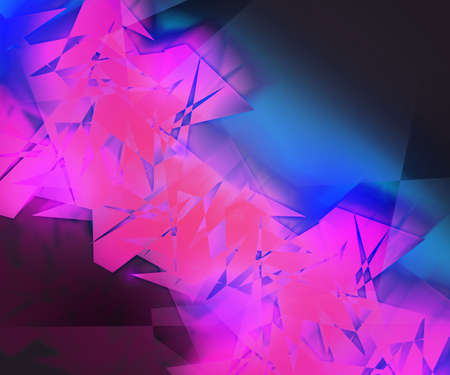 Violet Strange Abstract Background Stock Photo - 15998704