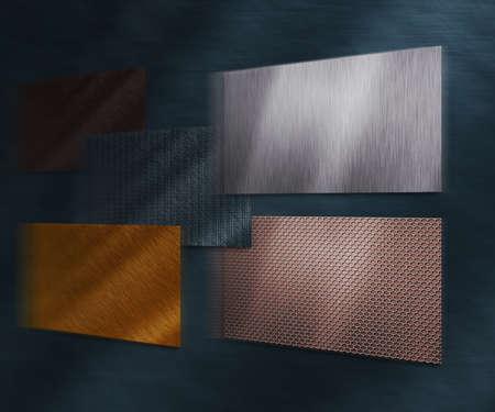 Metals Background