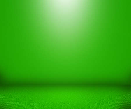Green Simple Empty Background Stock Photo - 16563199