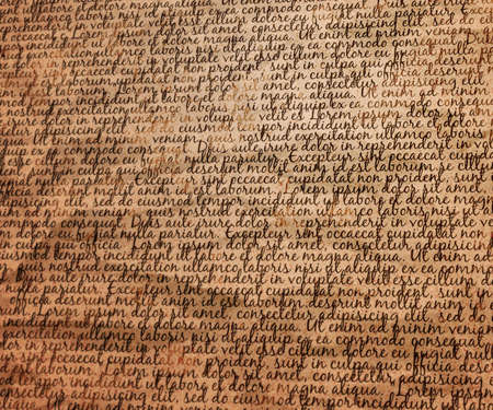 newspaper texture: Words Background Old Texture Stock Photo