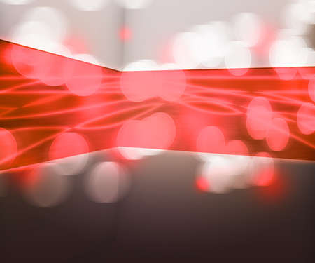 Red Data Transfer Abstract Background Stock Photo - 16755510