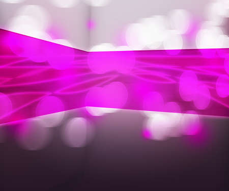Violet Data Transfer Abstract Background Stock Photo - 16755483