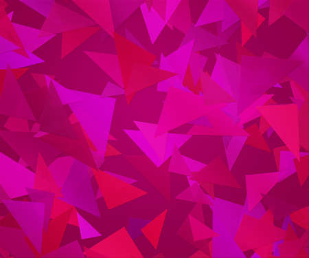 Violet Triangle Abstract Background photo