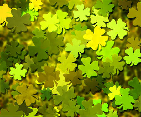 Clover Texture Background photo