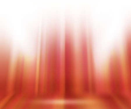 Rode Spotlight Abstracte Achtergrond Stockfoto
