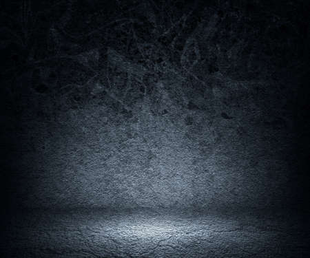 Gray Grunge Spotlight photo