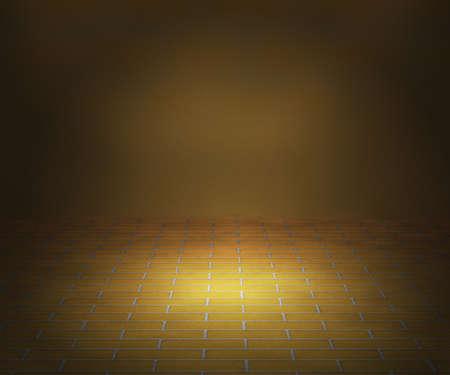 brick floor: Brick Floor Background
