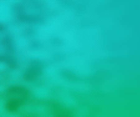 Teal Halftone Texture photo
