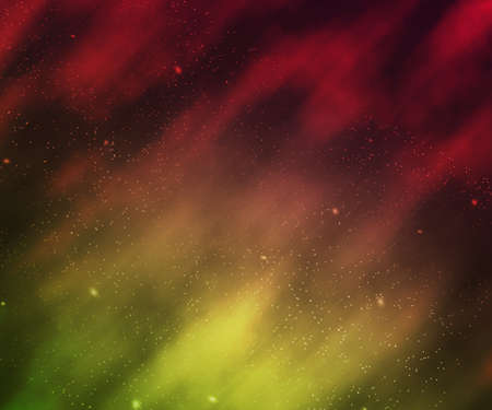 Aurora Cosmic Texture photo