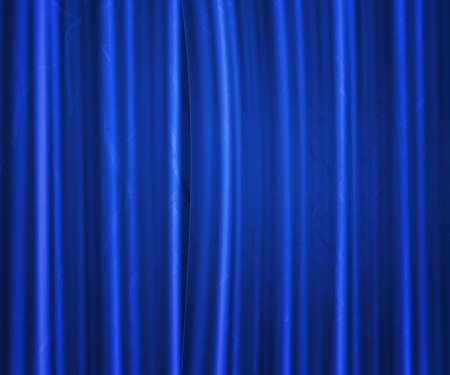 Blue Fabric Studio Backdrop photo