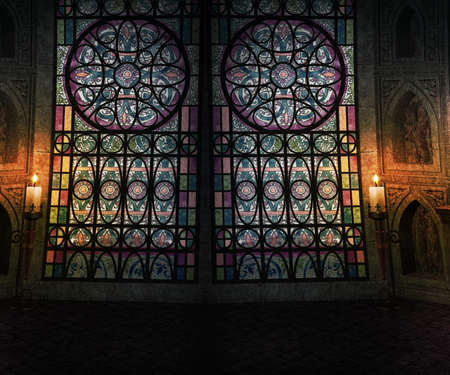 Gothic Background photo