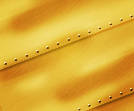 Gold Metal Texture Stock Photo - 21540988