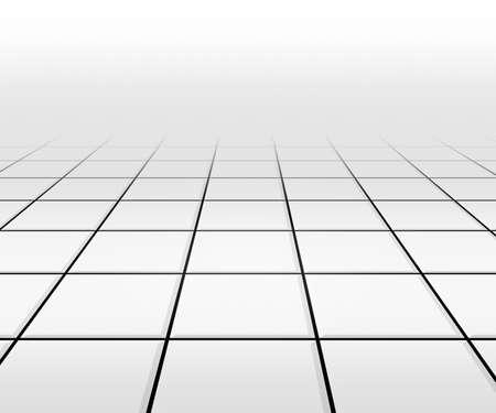 Hall Spotlight White Floor Background photo