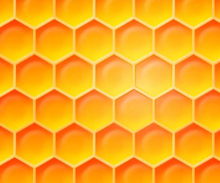 Honey Texture photo